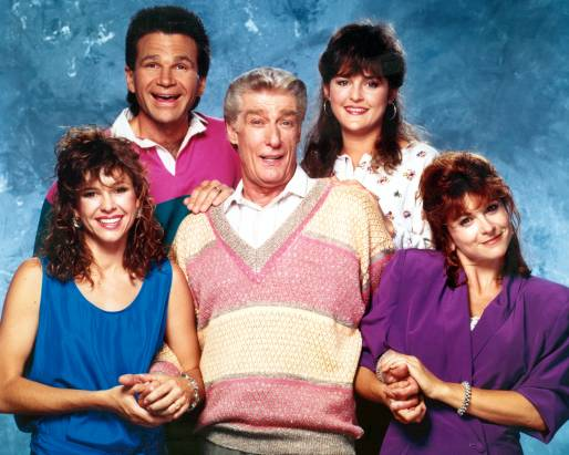 The Golden Girls/Empty Nest crossover? MINDBLOWING.