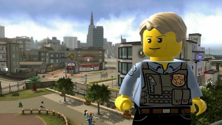 AKA Grand Theft Lego