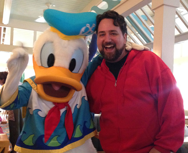 Angry Donald Duck is my spirit animal.