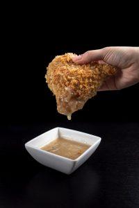 Crispy Pressure Cooker Chicken with Easy Homemade Chicken Gravy - pressurecookrecipes.com