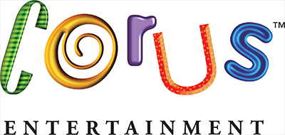 Corus Entertainment Logo - Ryan Henson Creighton