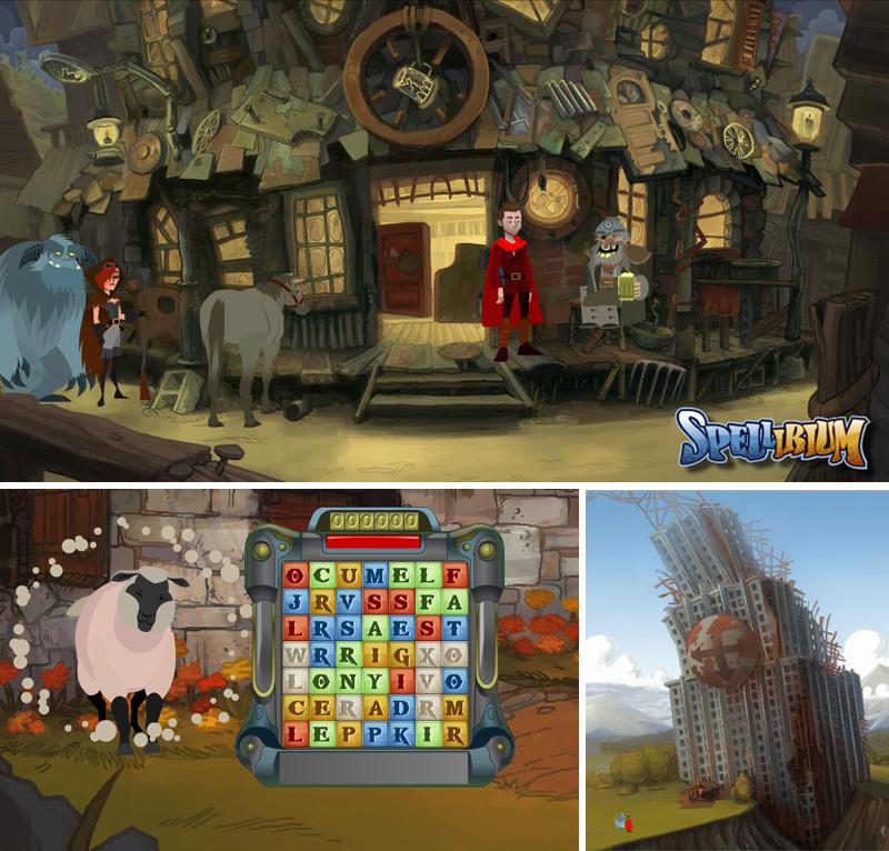 Spellirium Screenshots