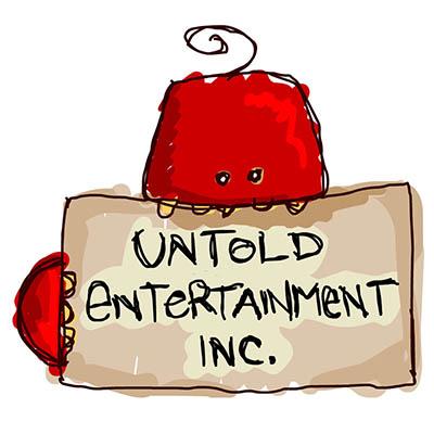 Untold Entertainment logo